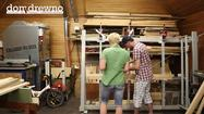Jak wykonać szafkę łazienkową - cz. 2 - przygotowanie korpusu