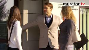 Zakup nieruchomości - wizyta u notariusza (Dorota i Filip budują dom)