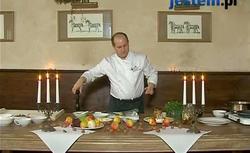 Potrawy na wigilijnym stole: śledź w śmietanie