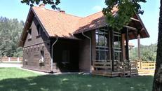 Stara chata po niezwykłej przemianie