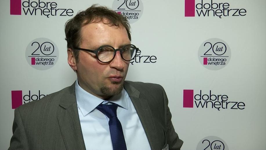 Henryk Cebulla, przedstawiciel firmy Huelsta: styl ważniejszy niż trendy