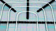 Wodne ogrzewanie podłogowe: montaż i wymogi instalacyjne