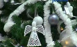Najpiękniejsze dekoracje choinkowe