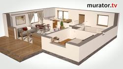 Adaptacja projektu gotowego i zmiany w projekcie - rady Muratora