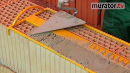 Pustak ceramiczny, ramka do zaprawy - nowości ZCB Owczary na Budmie 2015