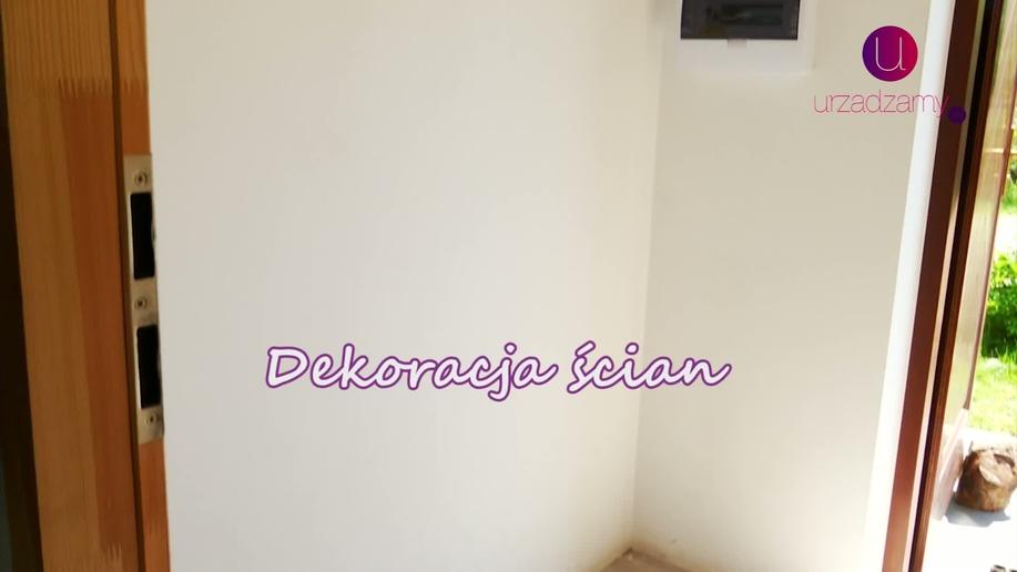 Dekoracja ścian: malowanie z szablonem - wideo