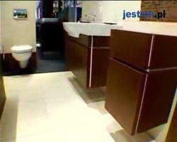 Wybieramy meble łazienkowe: wideo poradnik