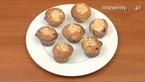 Muffiny malinowe