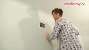 Tapetowanie - przygotowanie ścian