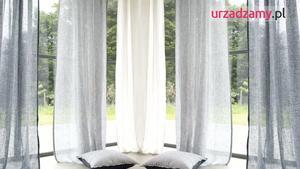 Jak upinać zasłony: dekoracje okna