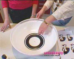 Decoupage: wideo. Przewodnik po metodach dekorowania przedmiotów cz.4
