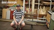 135. Odnawiamy drewnianą ławkę na żeliwnych nogach