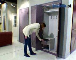Garderoba: projekt garderoby wideo poradnik